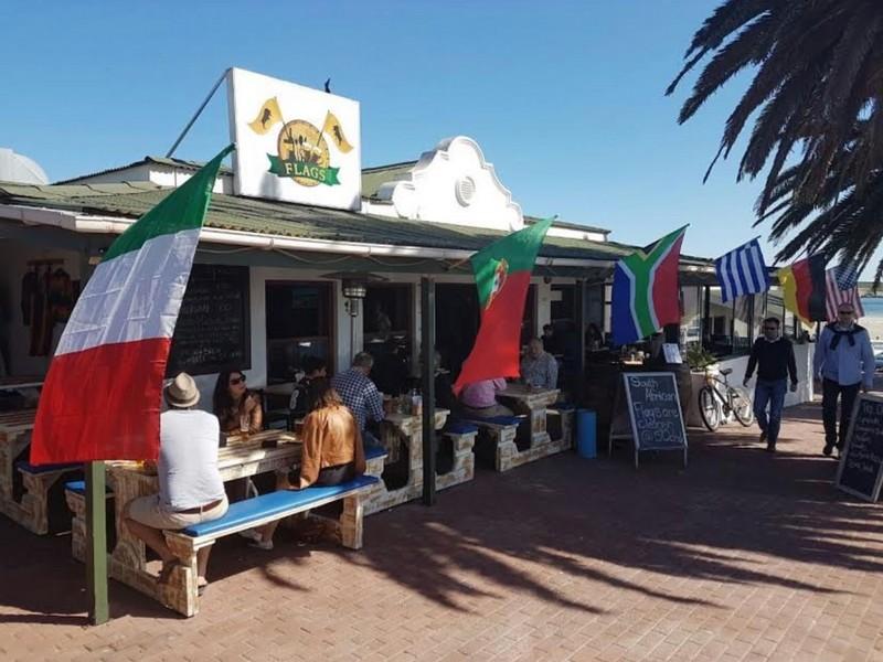 Flags Restaurant