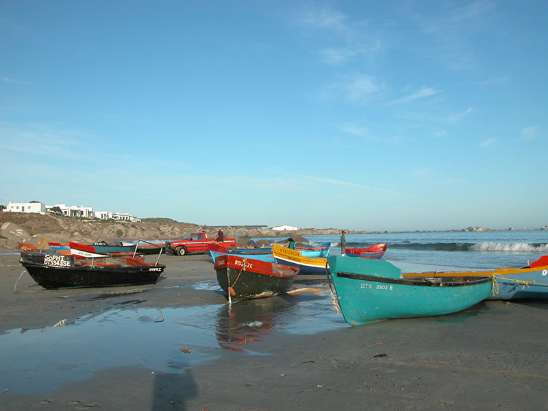 Paternoster on the Cape West Coast